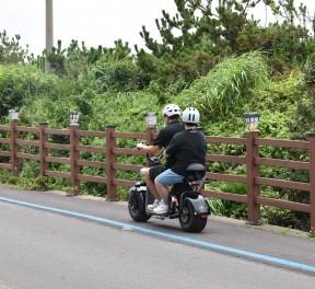 수월봉전기자전거  차귀도점 - 기본코스 (40분) 2인 체험